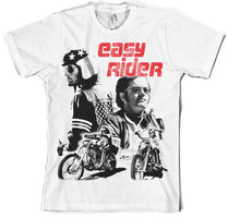 Easy Rider - Wit Heren T-Shirt