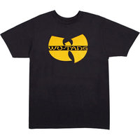 Wu Tang Clan HipHop Heren Zwart T-shirt