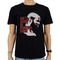Mr. T Don't Gimme No Backtalk Sucka Heren Vintage Zwart T-shirt