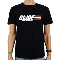 G.I. Joe A Real American Hero Heren Zwart T-shirt