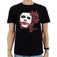Batman - Dark Knight Joker - DC Comics Zwart Heren easy-fit T-shirt