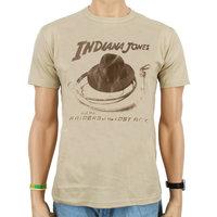 Indiana Jones Uniform Heren Beige T-shirt