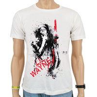 Lil Wayne - Pose - Rapper - Heren Wit T-shirt