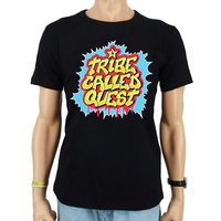 Hip Hop A Tribe Called Quest Wild Style Heren Zwart T-shirt