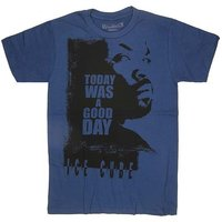 Hip Hop Ice Cube Today Was A Good Day Heren Blauw T-shirt