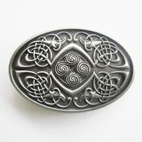 Celtic Keltic Phoenix Riem Gesp/Buckle