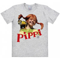 Pippi Langkous Heren easy-fit T-shirt