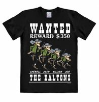 The Daltons Wanted Heren easy-fit T-shirt