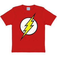 The Flash - Logo - DC Comics Rood Kinder T-shirt