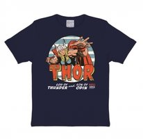 The Mighty Thor - DC Comics - Blauw Kinder T-shirt