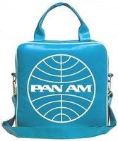 Pan Am Airlines Globe Record Bag Schoudertas
