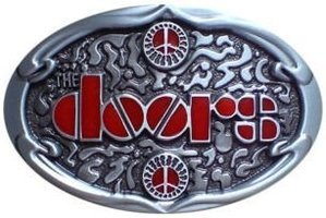 The Doors - Riem Buckle/Gesp