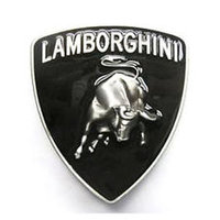 Lamborghini - Embleem - Riem Buckle/Gesp