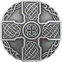 Celtic Kruis Metal Riem Buckle/Gesp