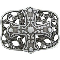 Celtic Cross Metal Riem Buckle/Gesp