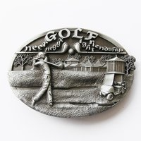 Golf - Club Original - Riem Buckle/Gesp