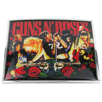 Guns N' Roses Foto Logo Riem Buckle/Gesp