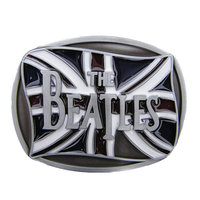 The Beatles Britse Vlag Riem Buckle/Gesp