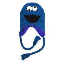 Sesamstraat Cookie Monster Beanie/muts