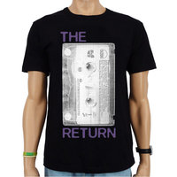 Raekwon - The Return - Hip Hop Heren Zwart T-shirt