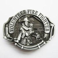 Brandweer - Vrijwilliger - Riem - Buckle/Gesp