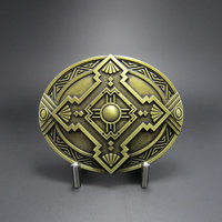 Celtic Gothic brons Riem Buckle/Gesp