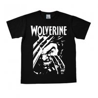 Marvel - Wolverine - T-Shirt Easy Fit - zwart