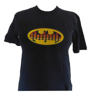 LED  T-Shirt- Batman - Easy Fit - Black