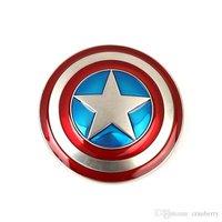 CAPTAIN AMERICA Shield 3d Metal Riem Gesp/Buckle
