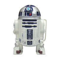 Star wars R2D2 with white coating 3d Metal Riem Gesp/Buckle