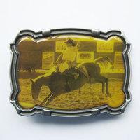 Rodeo Cowboy Western Metal Riem Gesp/Buckle