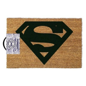 Superman Logo DC Comics Deurmat