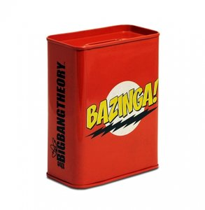 Big Bang Theory - Bazinga - Spaarpot