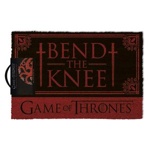Game Of Thrones - Bend the knee - Deurmat