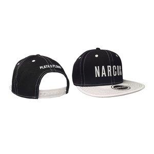 NARCOS - LOGO CAP - BLACK