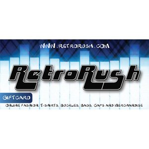 RetroRush €20 Cadeaubon