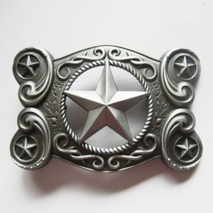 Celtic Keltic Metal Star Riem Gesp/Buckle