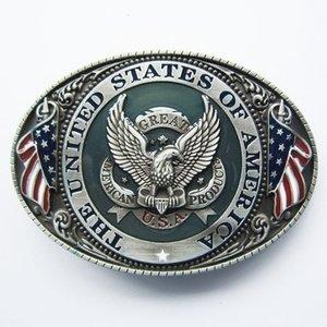 Verenigde Staten van Amerika Zegel Riem Buckle/Gesp
