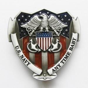 US Navy US Hero Riem Gesp/Buckle