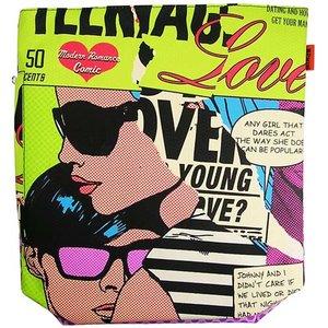 Pop-Art - Comic Love - Shopper