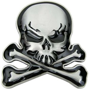 Schedel Skulls & Bones Riem Buckle/Gesp