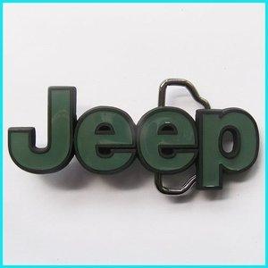 Jeep - Embleem - Logo - Riem Buckle/Gesp