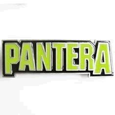 Pantera - Groove - Metal Music Band Riem Buckle/Gesp