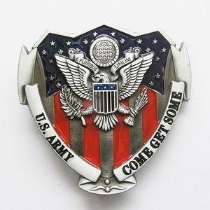 US Army Military Riem Buckle/Gesp