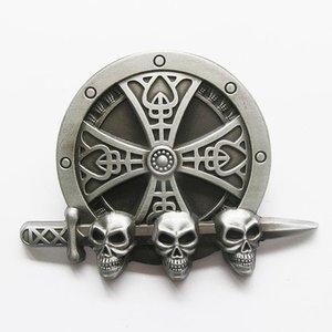 Iron Cross Knot Metal Riem Buckle/Gesp