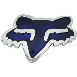 FOX Racing Motorcycles Embleem Blauw Riem Buckle/Gesp