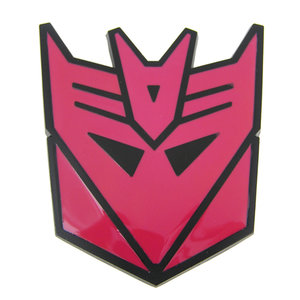 Transformers Decepticons Riem Buckle/Gesp