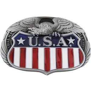 Adelaar Amerikaanse Vlag Victory Riem Gesp
