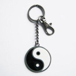 Ying Yang sleutelhanger