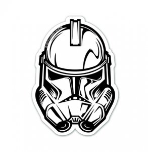 Star Wars Stormtrooper Magneet